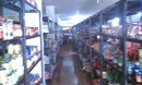 A typical grocery store on the Galapagos - no diet coke here!!!
