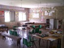 A classroom we visited