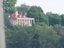 A view of Mount Vernon from the Potomac
