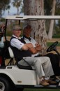 Dale and I during a round at Mesa Country Club in Scottsdale