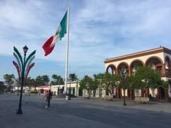 Mexican Independence Day was September 16th. Festivities were curtailed due to COVID-19