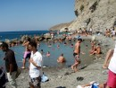 Thermal springs - so crowded, no thanks!