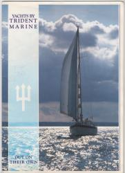 Yachts by Trident Marine - Cover page: Yachts by Trident Marine - Cover page