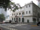 Colonial vestige of old Hong Kong
