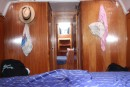 Lots of space in our stateroom