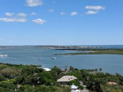 View from St Augustine Lighthouse