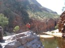 Outback Canyon trecking...