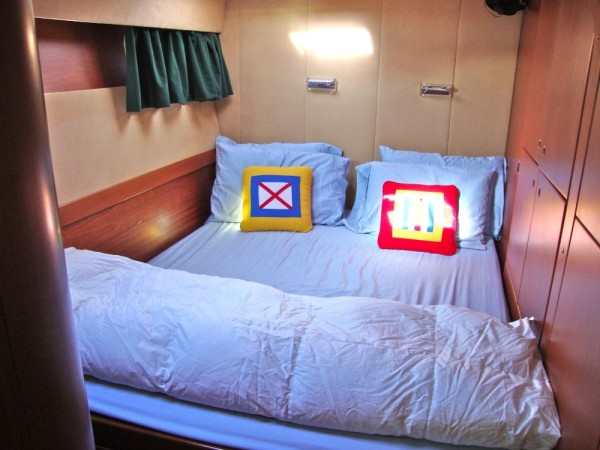 Aft Bedroom