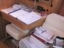 There is one heck of a lot of manuals for this boat!
