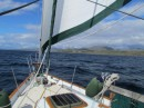 Sailing to Arisaig