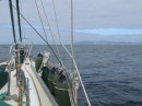Sailing to Stromness