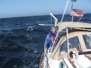 Sailing the Oregon coast: Sailing the Oregon coast