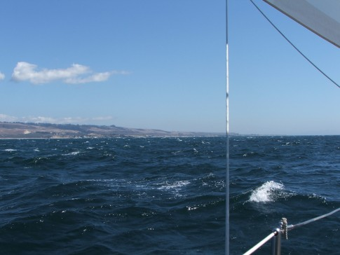 sailing to Monterey, CA: Sailing to Monterey, CA