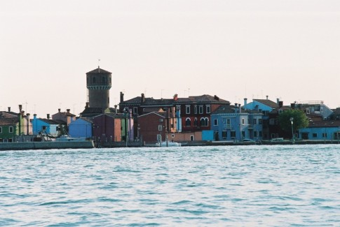 Burano waterfront