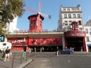 Moulin Rouge, Pigalle in Paris