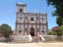 Mission at San Ignacio built in 1735