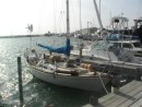 Gypsy Soul at pier side waiting to do her thing....SAIL