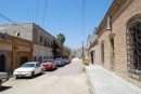 Sleepy street in Todos Santos