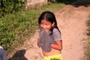 Girl in Guarita: Beautiful Native Mayan