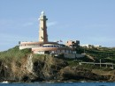 The amazing new lighthouse on the SE corner of Isla Margarita