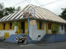 A colorful Bar and Restuarant in Roseau, capitol of Dominica