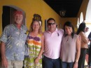 When we got to Guatemala, we met Congressman Mr. Cristiani and his lovely wife.  He was a big supporter for the YWAM team.