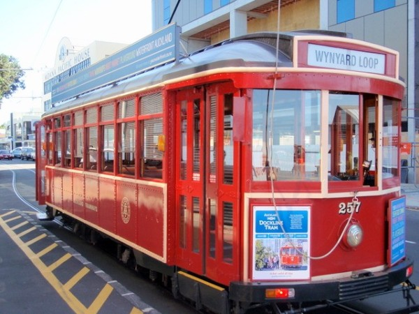 Wynyard Loop Trolley