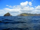 Approaching Cape Brett, the Pacific Ocean sentinel for the Bay of Islands