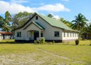 The Westleyan Methodist church in Maunaithaki; functional and unpretentious, like those who worship here.