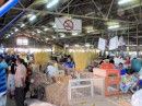 Under the main roof of the Labasa Market; this place is big!