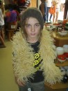 feather boa, once a best seller