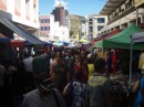 street market Port Louis