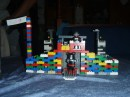 the Lego castle