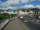 main road into Port Louis