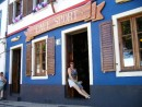 The famous Peters Pub in Horta Azores