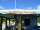 They sell ice cream at this (little) marina!