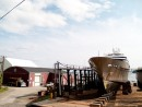 Lunenburg shipyard - Marine Railways