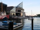 Baltimore Harbor waterfront