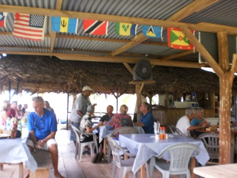 Lunch at Rona Azul