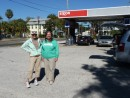 Jeannie & Nancy, Fernandina Beach, Fla