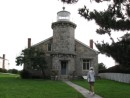 Lighthouse, Stonington Ct.