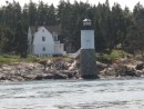 Lighthouse, Isle Au Haut