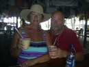 First Rum Drink in the BVI