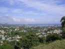 From above Puerto Plata