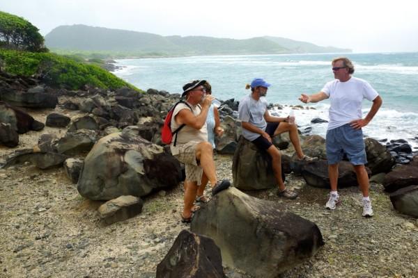 Hiking Carriacou
