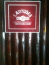 "Inside of Latitudes ""soon to be world famous"" bar"