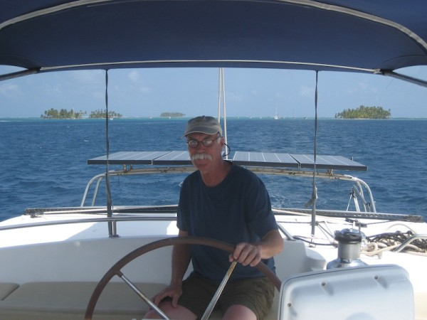 Jim At the Helm