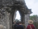 High ceilings are impressive.  That seems to be an idea that shows up many times in architecture.  The stone age Mayan