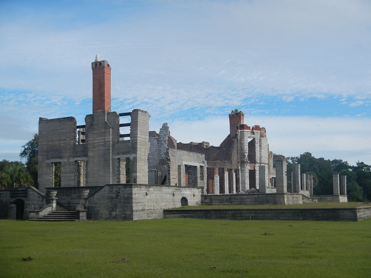 Cumberland Island, GA: Cumberland and Jekkyl islands were summer getaways for the rich in the early part of the century.  Lavish homes and grounds were maintained until the stock market crash made it impractical.  Now only the wild horses enjoy the remains of the lifestyle.