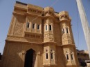 More beautifully carved buildings around Jaisalmer, outside of the fort.